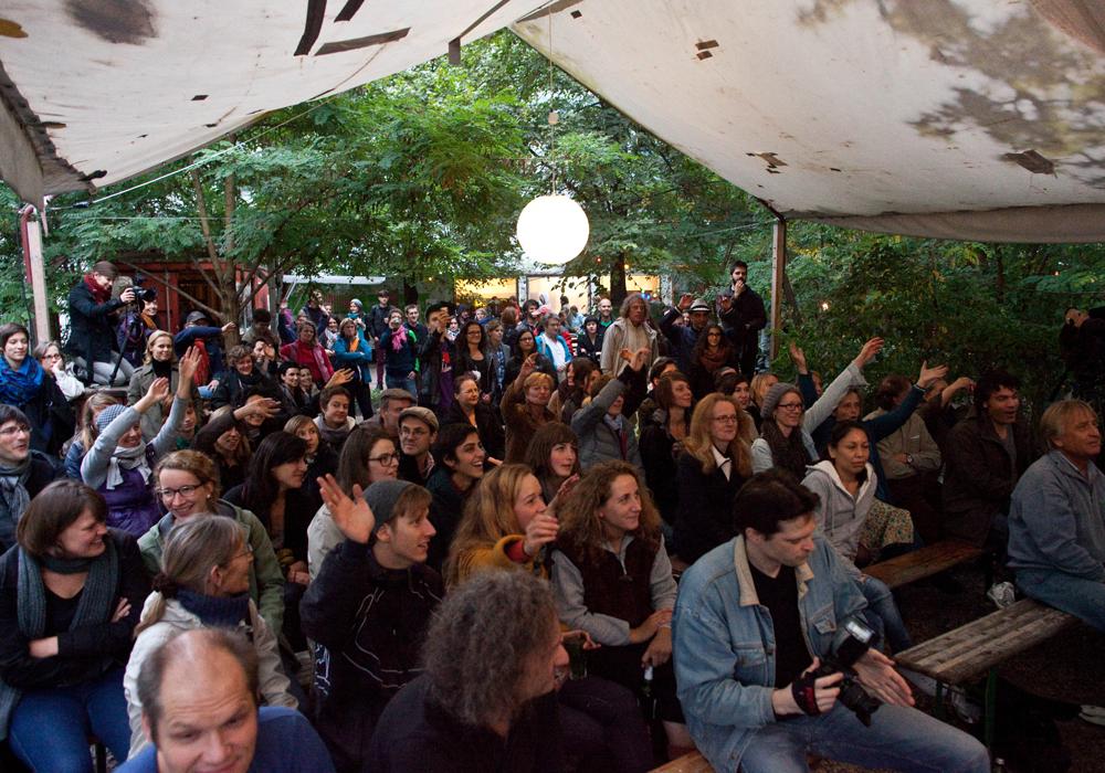 """Kampagne """"Wachsen lassen!"""" (2012), Foto: Ben de  Biel"""