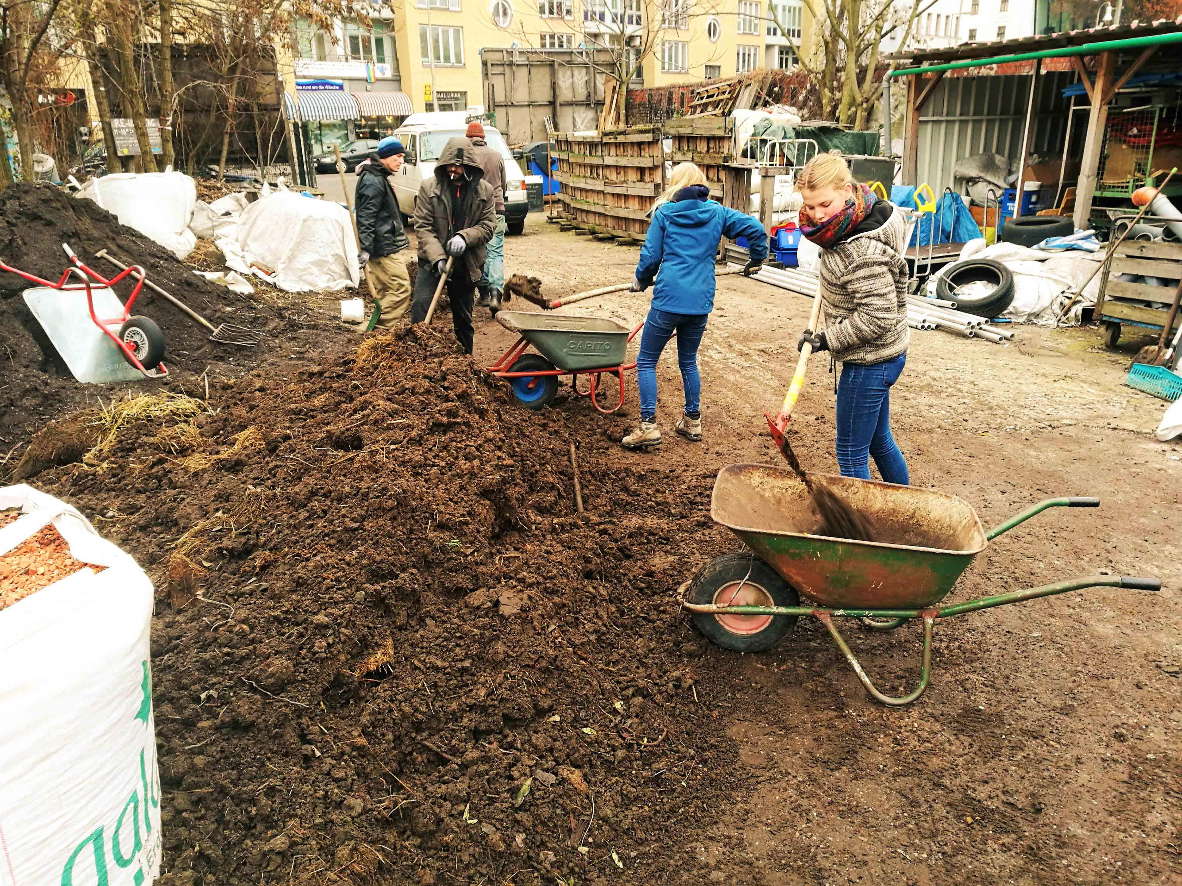Etwas Neues genug Prinzessinnengarten » Garten @VY_53